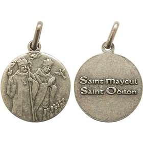 Medaille van Saint Maïeul en Saint Odilon, 18 mm