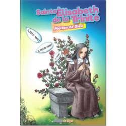Sainte Elisabeth de la Trinité, Maison de Dieu (Couverture)