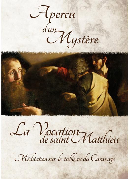 La Vocation de saint Matthieu (1599-1600) (couverture)