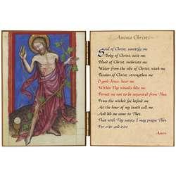 El Cristo Eucarístico
