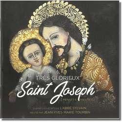 CD Très glorieux saint Joseph (pensées pieuses)