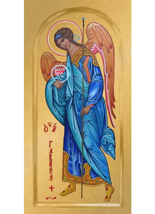 Icon of the Archangel Gabriel