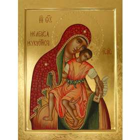 Icono de la Virgen Eleousa de Kykkos