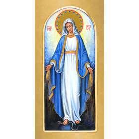 Icono de la Inmaculada Concepción