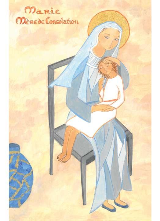 Icône de Marie, Mère de Consolation