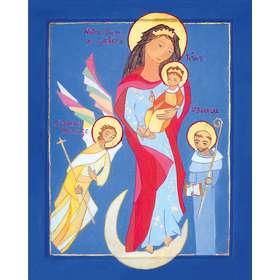 Icono de Nuestra Señora de las Gracias (Cotignac)