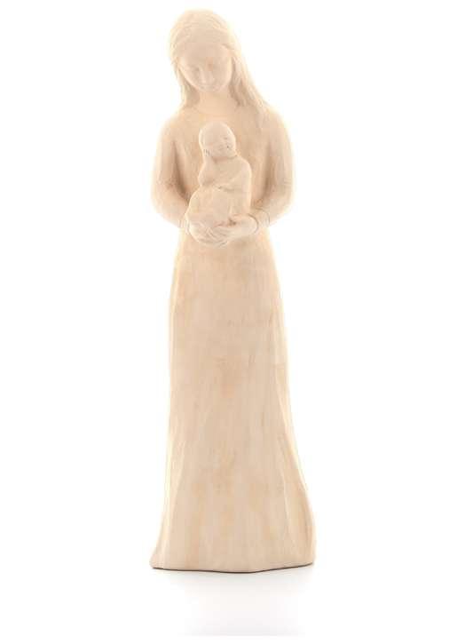 Standbeeld van Onze Lieve Vrouw van Vertrouwen, 26 cm, kleur steen