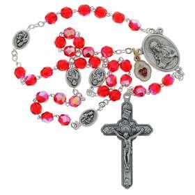 Rosario del Sagrado Corazón