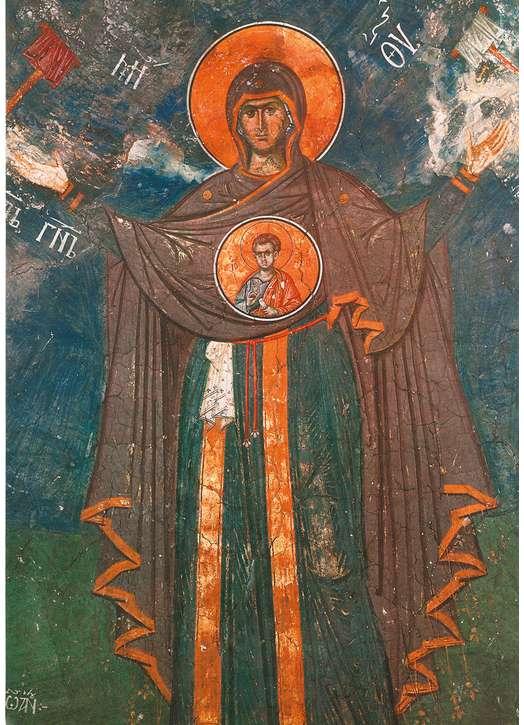 Vierge du Signe (G)