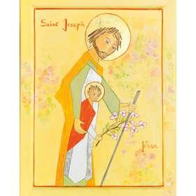 Icône de saint Joseph au retour d'Egypte