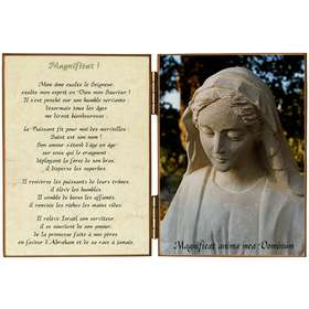 Estatua de María Santísima