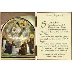 La Coronación de la Virgen María