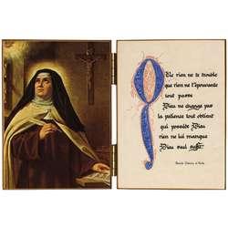 De H. Theresia van Avila