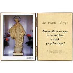 La Virgen de la sonrisa