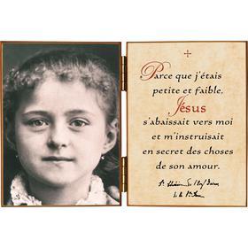 Thérèse à huit ans