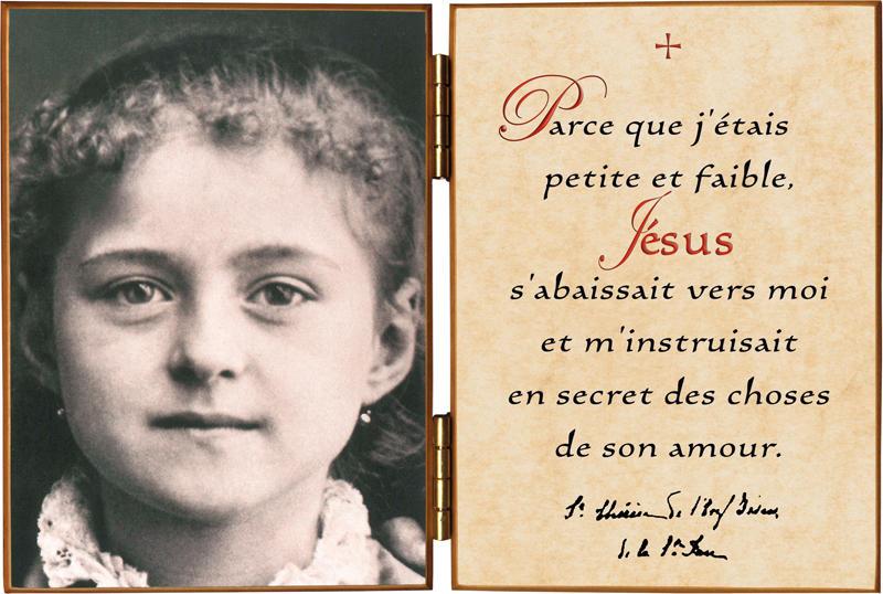Résultat d'images pour Petite Théèse de Lisieux