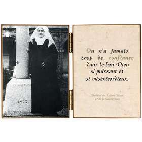 Ste Thérèse, Carmelite novice
