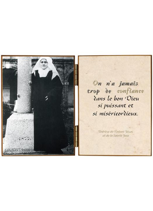 Ste Thérèse, novice au Carmel