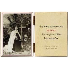 """Ste Thérèse """"au lys"""""""