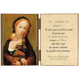 La Virgendel Rosario