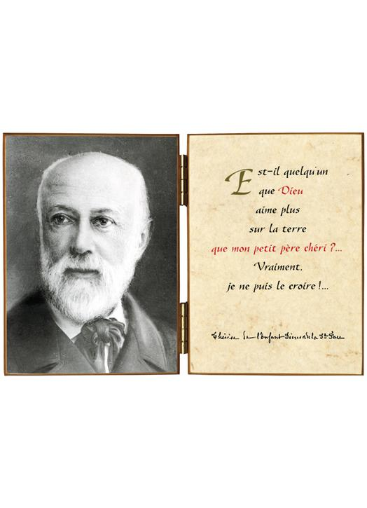 Monsieur Martin (1823-1894) Père de Ste Thérèse de Lisieux