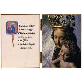 Virgen Dorada (Casa de oro)