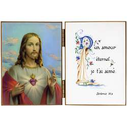 The Divine Heart of Jesus
