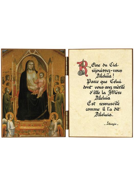 Madone avec l'Enfant Jésus, Saints et Anges