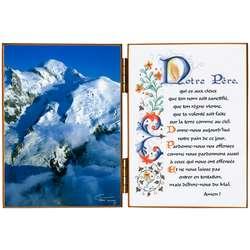 Horizons, cimes et Lumières Le Mont-Blanc