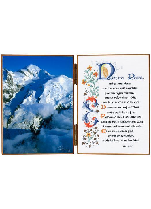 Horizons, summits and Lights Mont Blanc