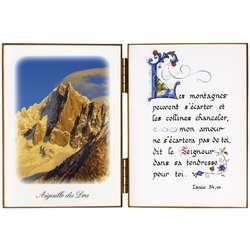 The Mont Blanc mountain range - l'Aiguille du Dru