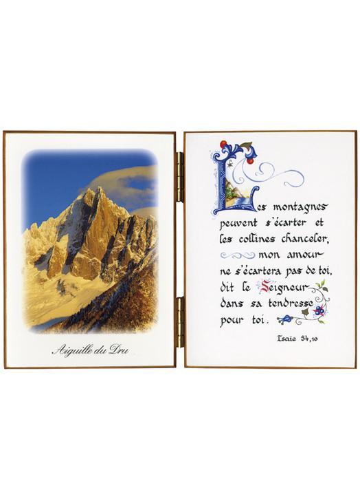 Massif du Mont-Blanc L'Aiguille du Dru