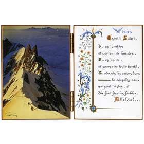 Cresta sureste del Monte Maldito - collado de la Horca