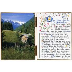 Valle de Chamonix - el Macizo del Mont Blanc