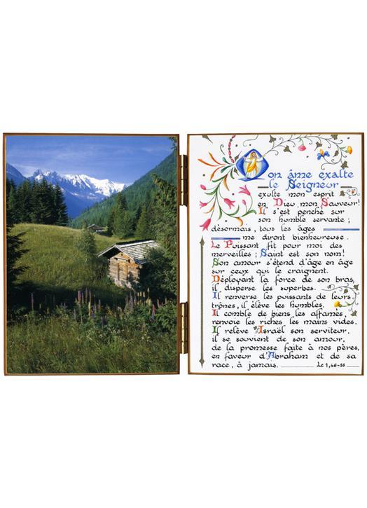 Valley of Chamonix - Mont Blanc range