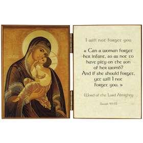 María Santísima que ama a los hombres