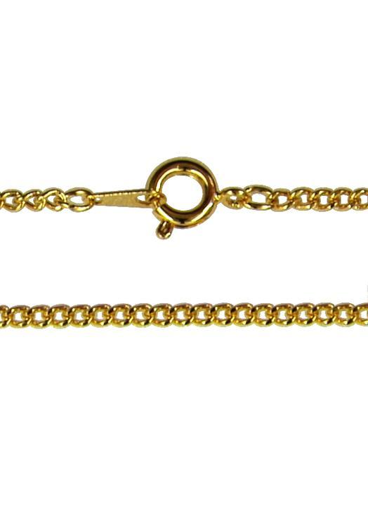 cadena para medalla (dorada)