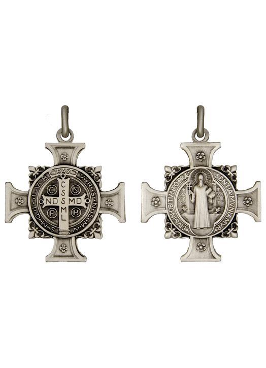 Medalla de San Benito