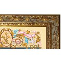 """Altar cards """"Carmel"""" with narrow moulding (Moulure)"""