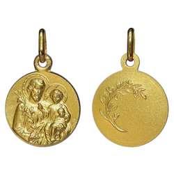 Médaille de saint Joseph - 16 mm