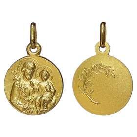Medalla de San José - 16 mm
