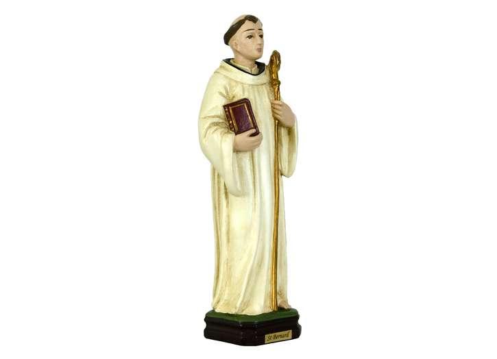 Saint Bernard, 17 cm (Vue de 3-4 droite)