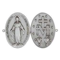 Miraculous Medal Doorplate