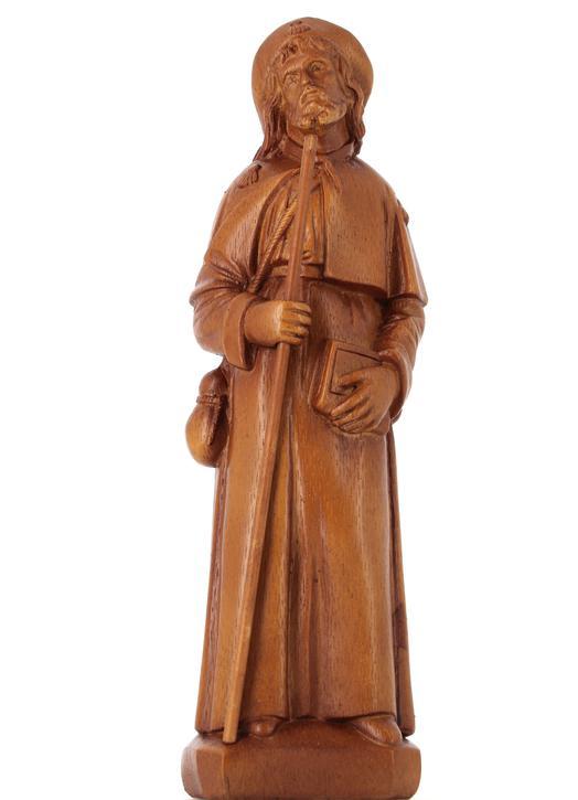 saint Jacques, 20 cm (Vue de face)