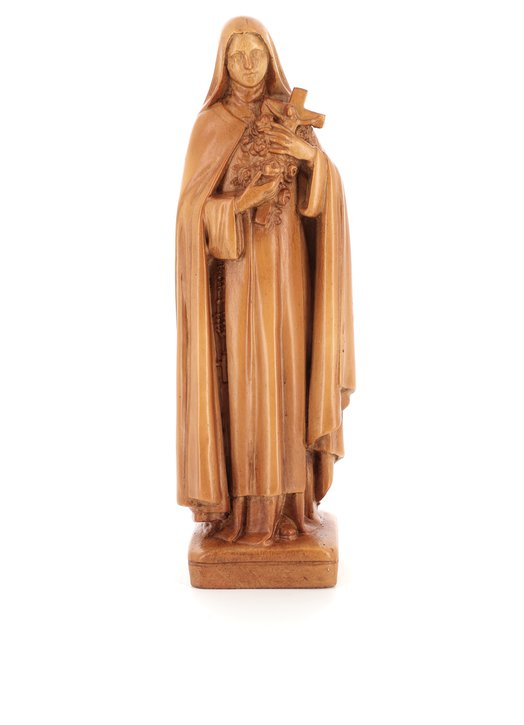 Saint Therese of Lisieux, 17 cm (Vue de face)