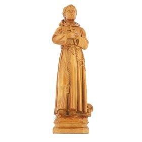 St François d' Assise, 20 cm (Vue de face)