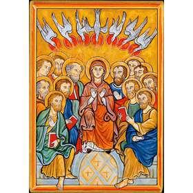 Pentecostés (Montage plat)