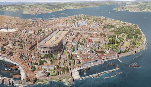 Constantinople capitale impériale