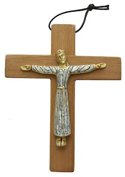 Crucifix au Moyen-Âge