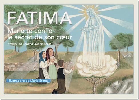 Livre sur les apparitions de la Vierge à Fatima